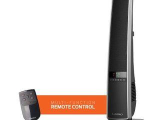 lasko 32  Ultra Digital Ceramic Tower Heater with Remote Control