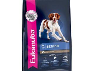 Eukanuba Senior Dog Food for Mature Dogs  30 lb