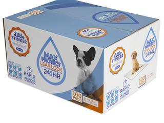 Precision Pet little Stinker Housebreaking Pads 100 pack