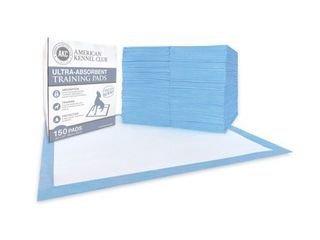 AKC 150 Pack Training Pads in a Box
