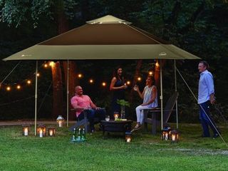 Ozark Trail 14  x14  Instant lighted Canopy
