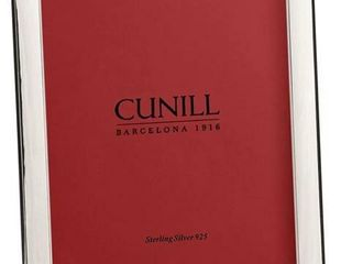 Cunill Oxford 4x6  Sterling Silver Picture Frame