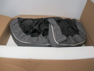 Used  PetFusion Ultimate Dog lounge Bed