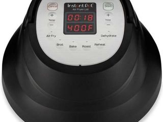 Instant Pot Air Fryer lid 6 in 1  for the Pressure