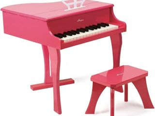 Hape Happy Grand Piano in Pink Toddler Wooden