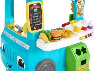 Fisher Price laugh   learn Servin  Up Fun Food