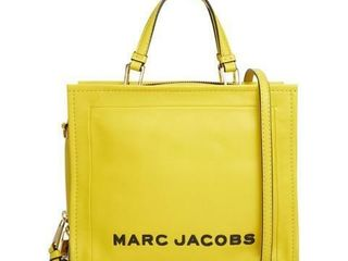 Marc Jacobs The Box 29 Yellow Shopper Hand Bag