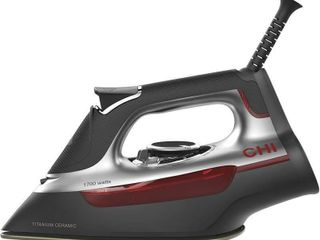 CHI Professional Steam Iron  1700 Watts with