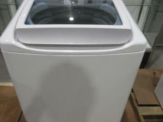 As Is  Insignia 4 7 Cu  Ft  Top load Washer