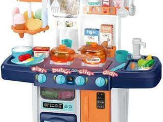 CUTE STONE little Kids Kitchen Playset  Play