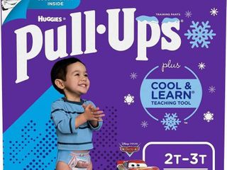 Pull Ups Cool And learn Potty Training Pants For