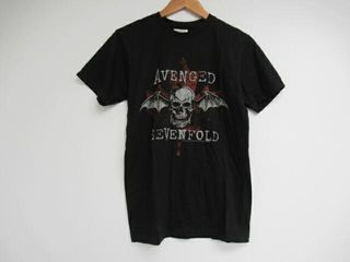 Adult Small Avenged Sevenfold Crew Neck T Shirt