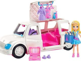 Polly Pocket Arrive In Style limo Playset