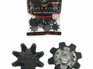 Softspikes Black Widow Golf Cleat  PINS