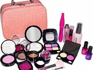 Pretend Play Toys Makeup Kit for Girls Toddlers