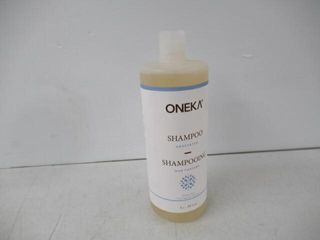 As Is  Oneka Unscented Shampoo  Unscented  1