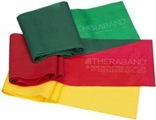 TheraBand Resistance Bands Set  Professional