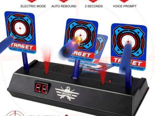 AMOSTING Electric Nerf Target for Nerf N Strike