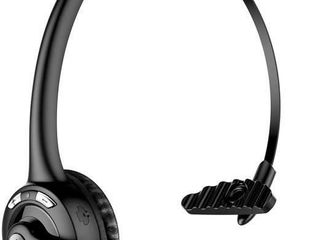 Delton Over Head Bluetooth Wireless Headset for