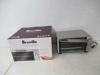 As Is  Breville BOV450Xl Mini Smart Oven with