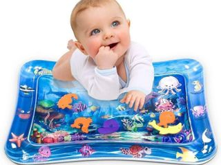 Bellababy Tummy Time Baby Water Mat for Infants