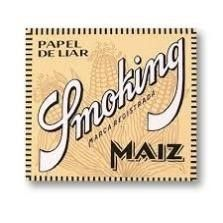 4  Smoking Maiz Rolling Papers  light Pack