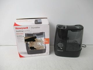 Used  Honeywell HWM845BC Soothing Comfort Warm
