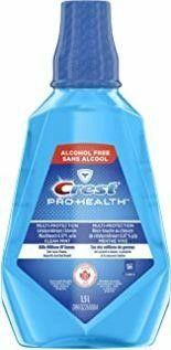 2  Crest Pro Health Multi Protection Alcohol Free