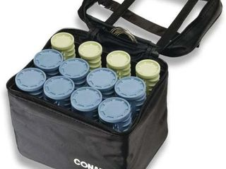 Conair Instant Heat Compact Hot Rollers w Ceramic