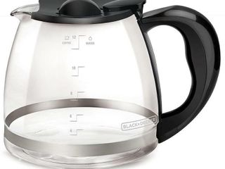 BlACK DECKER 12 Cup Replacement Carafe with