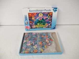 As Is  Ravensburger 13258 Forest Dragon  300