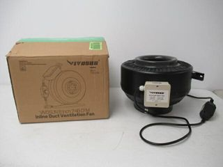 Used  VIVOSUN 8 Inch 740 CFM Inline Duct