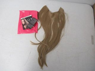 Hairro Synthetic Halo Hair Extensions Hidden Crown