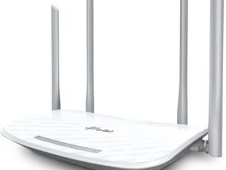 TP link AC1200 Wireless Dual Band Router with 4