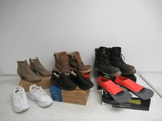 As Is  lot Of Adult Shoes  Assorted