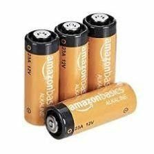 AmazonBasics 23A Alkaline Battery   Pack of 4