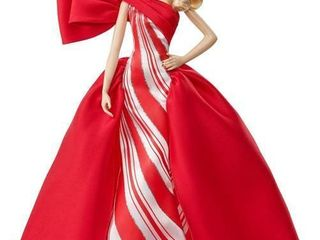 Barbie Signature 2019 Holiday Barbie  11 5  Doll