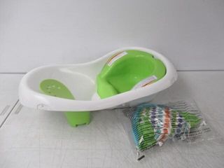 Used  Fisher Price 4 in 1 Sling  n Seat Tub
