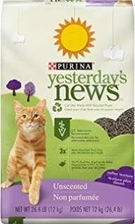Purina Yesterday s News Non Clumping Paper Cat