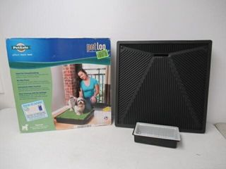 Used  PetSafe Pet loo Portable Indoor Outdoor Dog