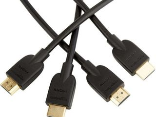 High Speed HDMI Cable  6 Feet  2 Pack