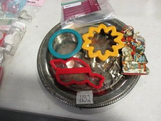 Cookie Cutters   Tray