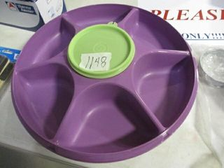 Tupperware Relish Tray