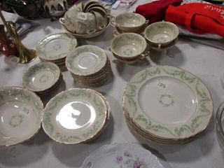 6 Place Set Syracuse China