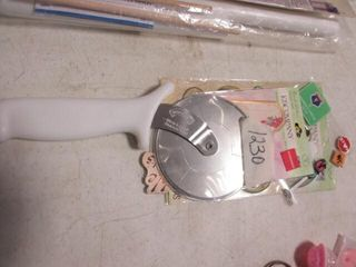 Pizza Cutter   Misc