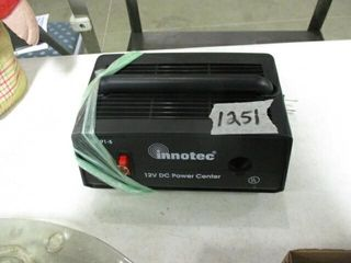 Innotec 12V Power Center