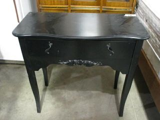 Wall Table w  Drawer