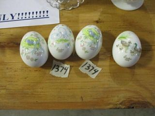 Noritake Bone China Eggs