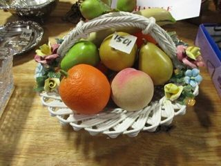 Fruit Bowl Center Piece