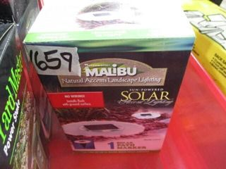 Malibir Solar Accent lighting